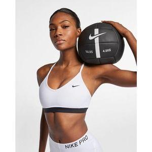 Nike Indy Light-Support Sports Bra White XS
